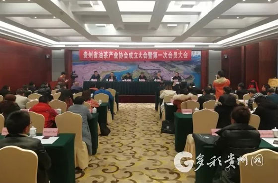 贵州省油茶产业协会成立大会-1