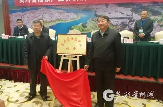 贵州省油茶产业协会成立大会-3