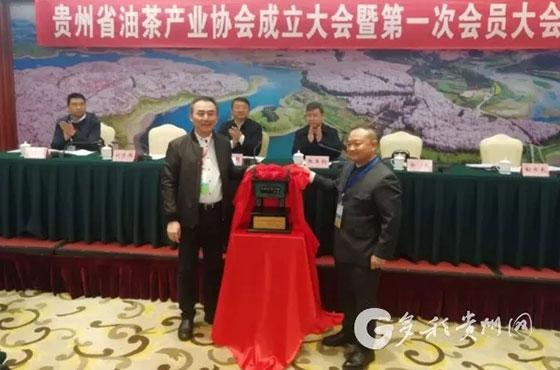贵州省油茶产业协会成立大会-4