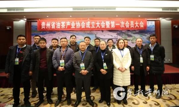 贵州省油茶产业协会成立大会-6