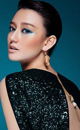 动感美妆化妆作品图片