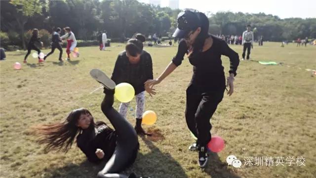 瘋狂踩氣球2,玩的不亦樂乎