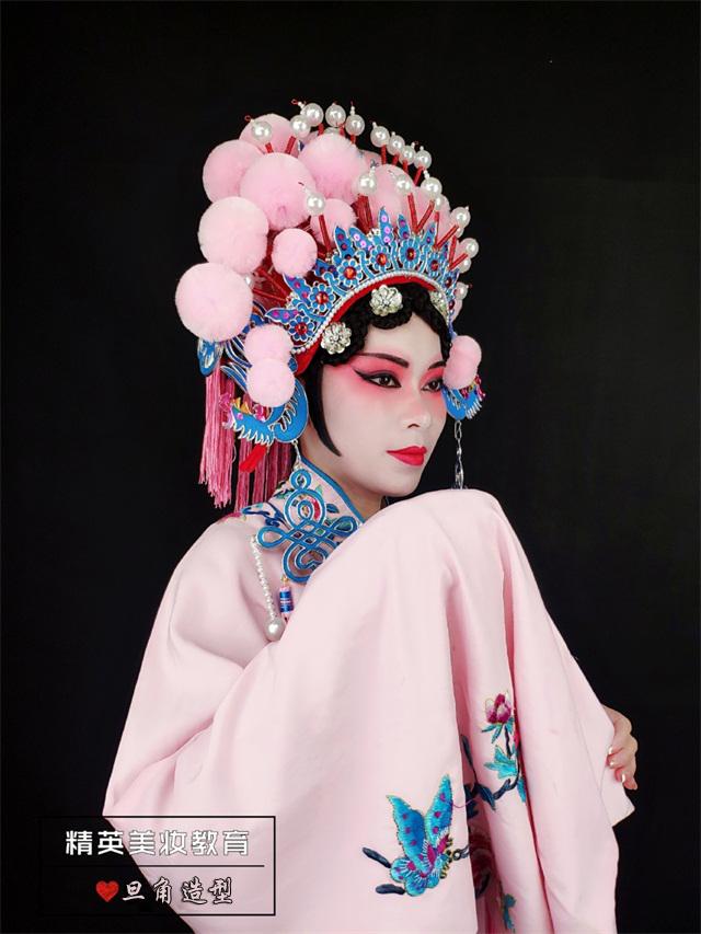 化妆学习课堂: 古典戏曲造型3