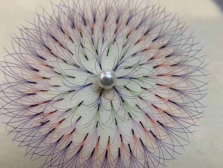 美睫作品图片5,创意美睫作品图片