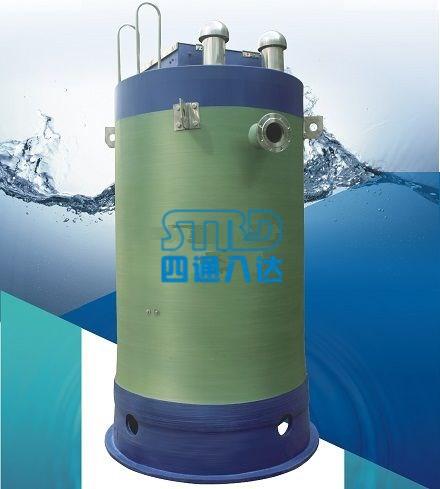 重庆一体化提升泵站