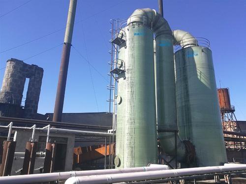 玻璃钢砖厂脱硫塔