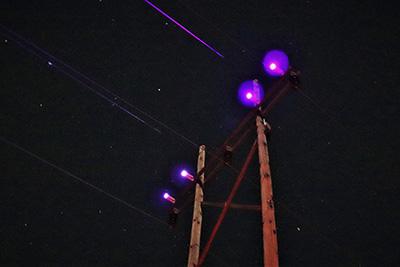 190510-紫外灯新用途防鸟撞