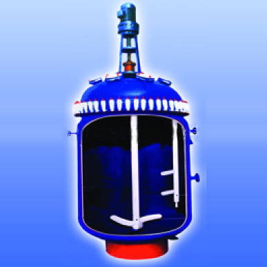 搪玻璃反应釜0-3