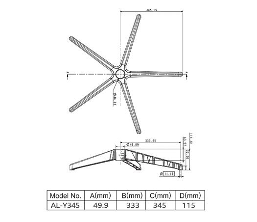 AL-Y3452