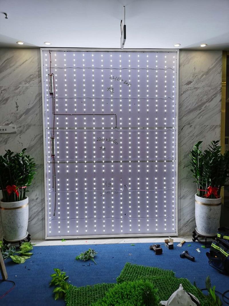 铝型材灯箱光源