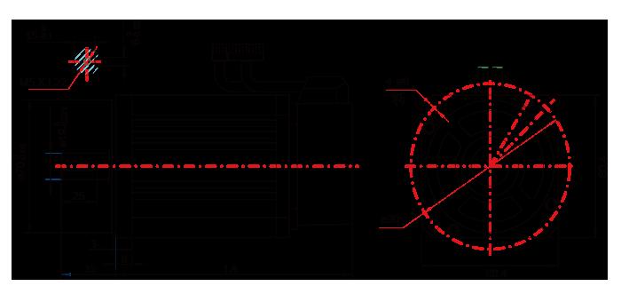 80系列电机技术参数