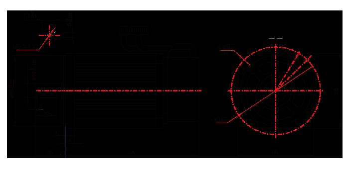 90系列电机技术参数