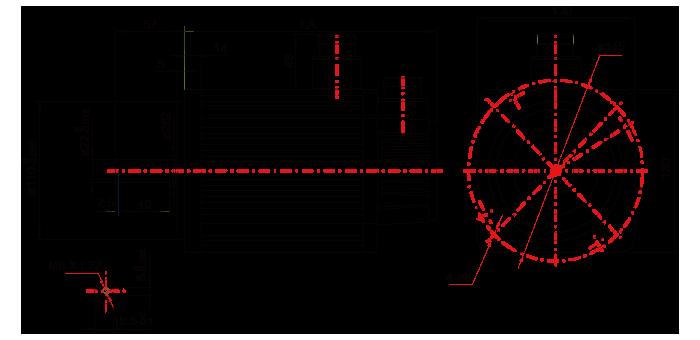 130系列电机技术参数