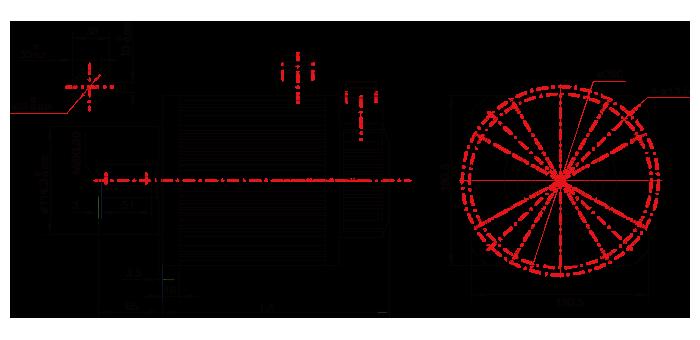 180系列电机技术参数