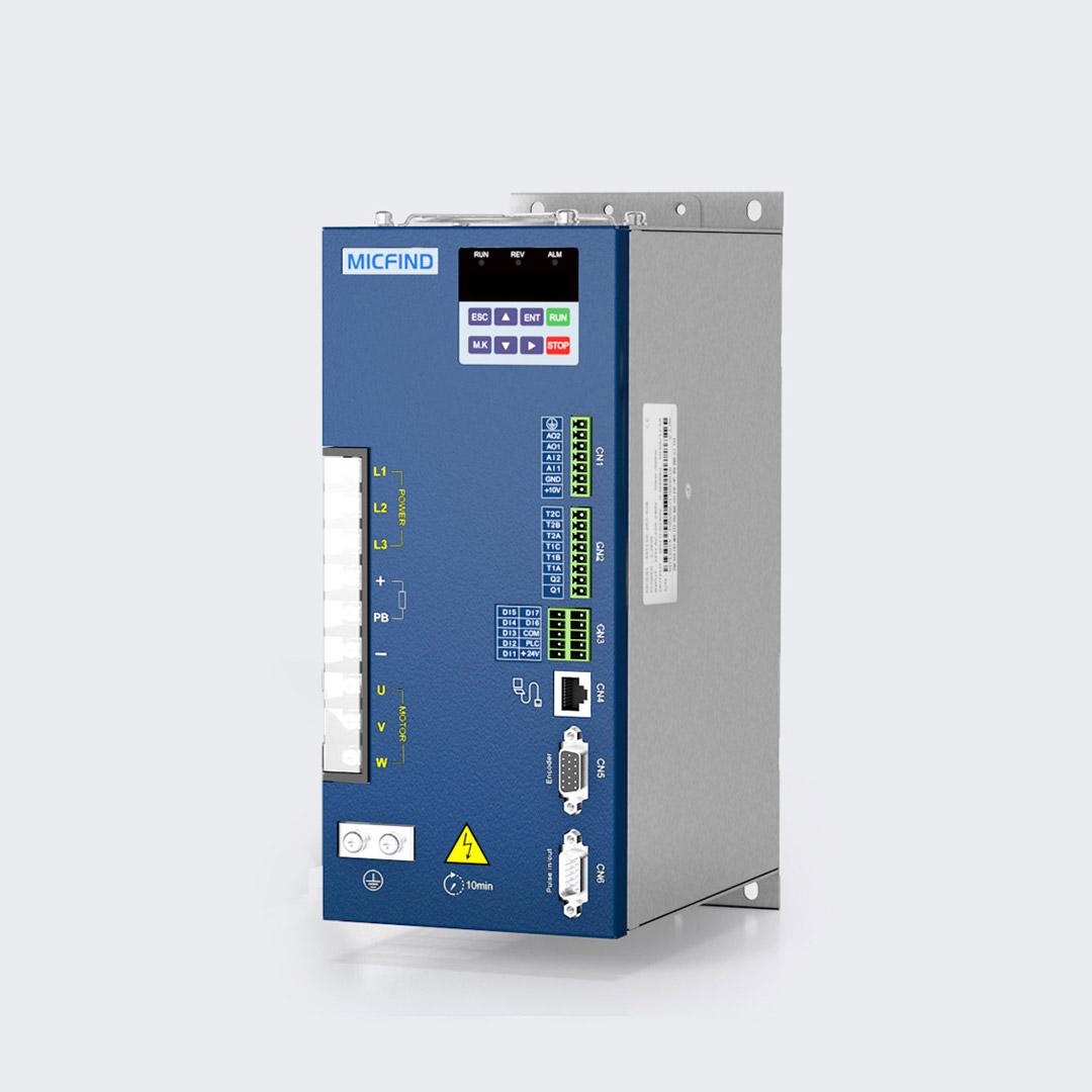 S5系列主轴伺服专用驱动器