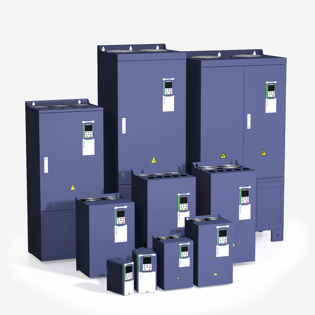 高性能矢量变频器-MT550系列