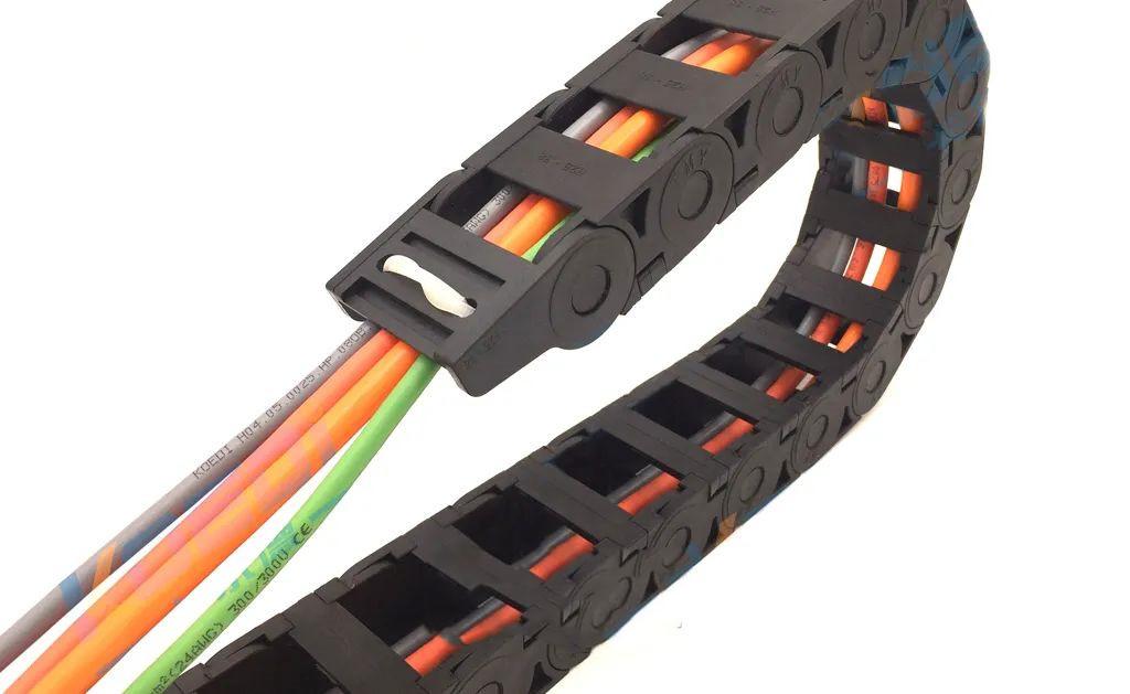 高柔性拖链电缆断芯