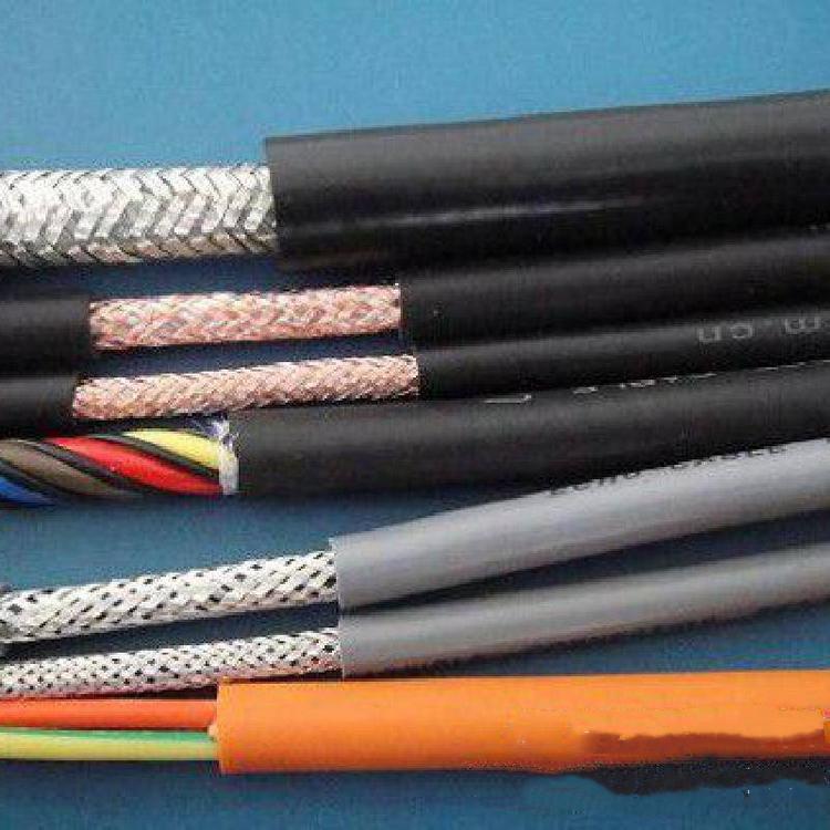 外径2mm的4芯柔性线缆,外径2mm的4芯柔性线缆实拍图