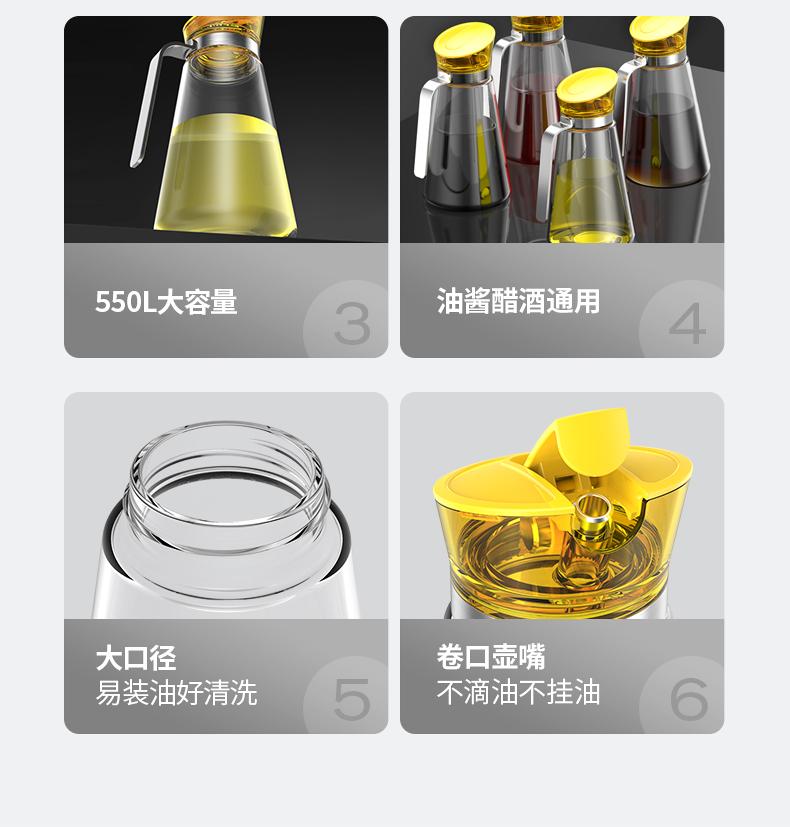 油壶用不锈钢还是玻璃