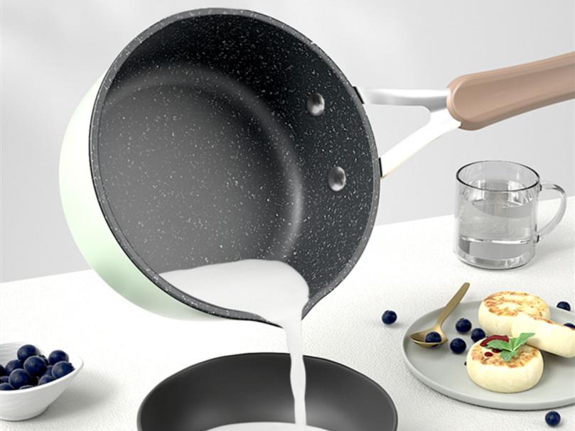 新买的麦饭石锅使用前要怎么保养?