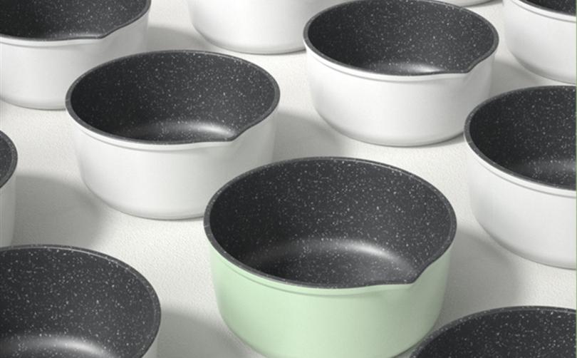 如何选择麦饭石炒锅?