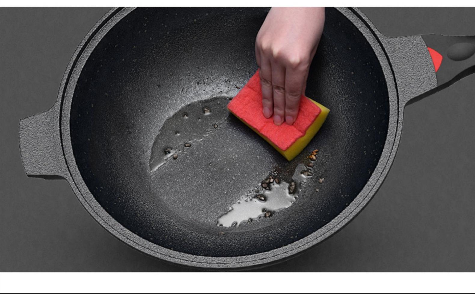麦饭石锅是否安全,麦饭石锅
