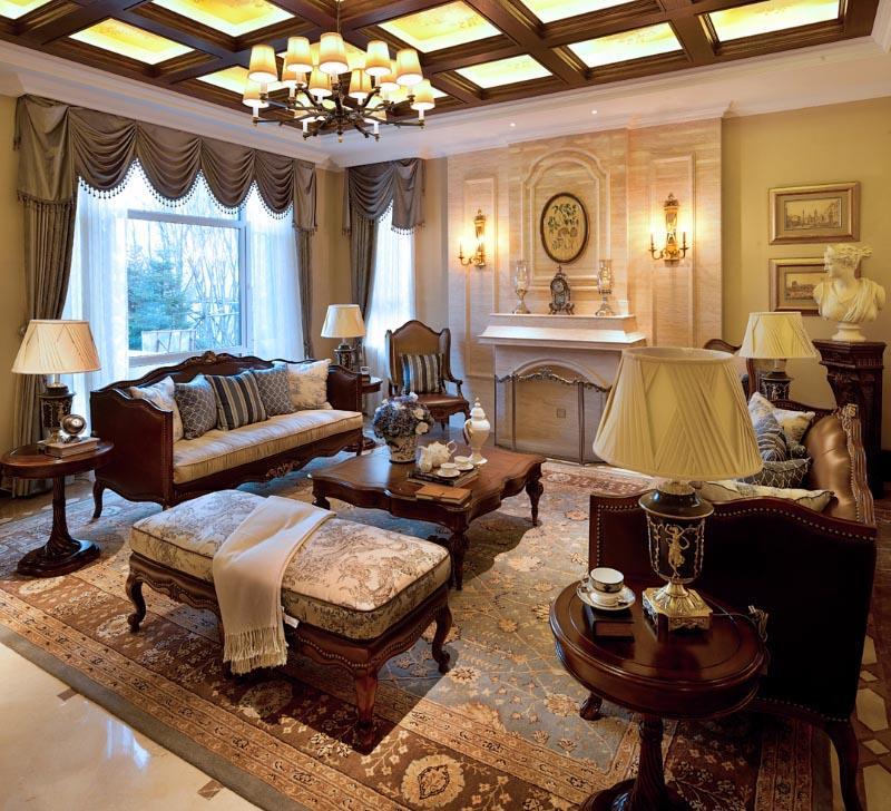 客厅软装设计的10条黄金法则