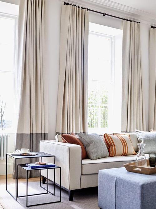 成都软装公司:软装中窗帘的搭配以及妙用