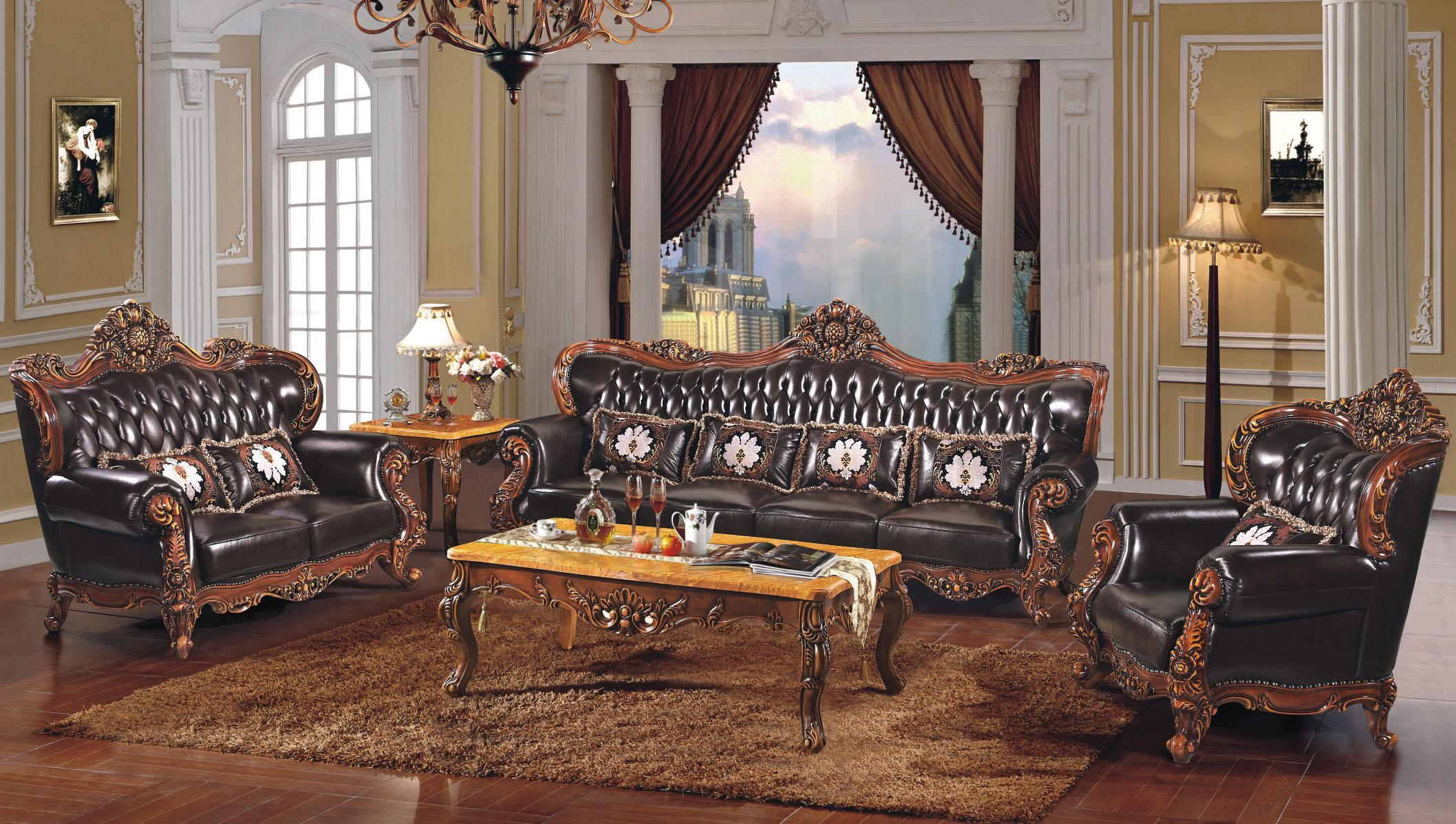 精装房软装中客厅沙发选择技巧