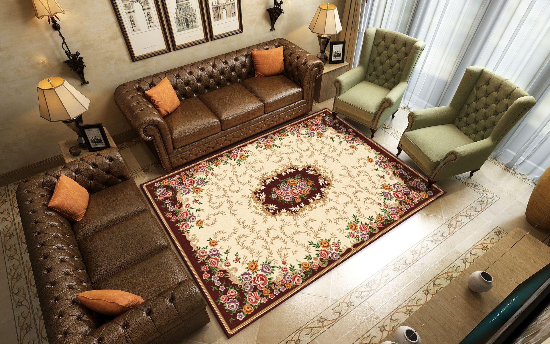 成都软装设计公司:地毯在室内软装的巧妙搭配,你都了解吗?