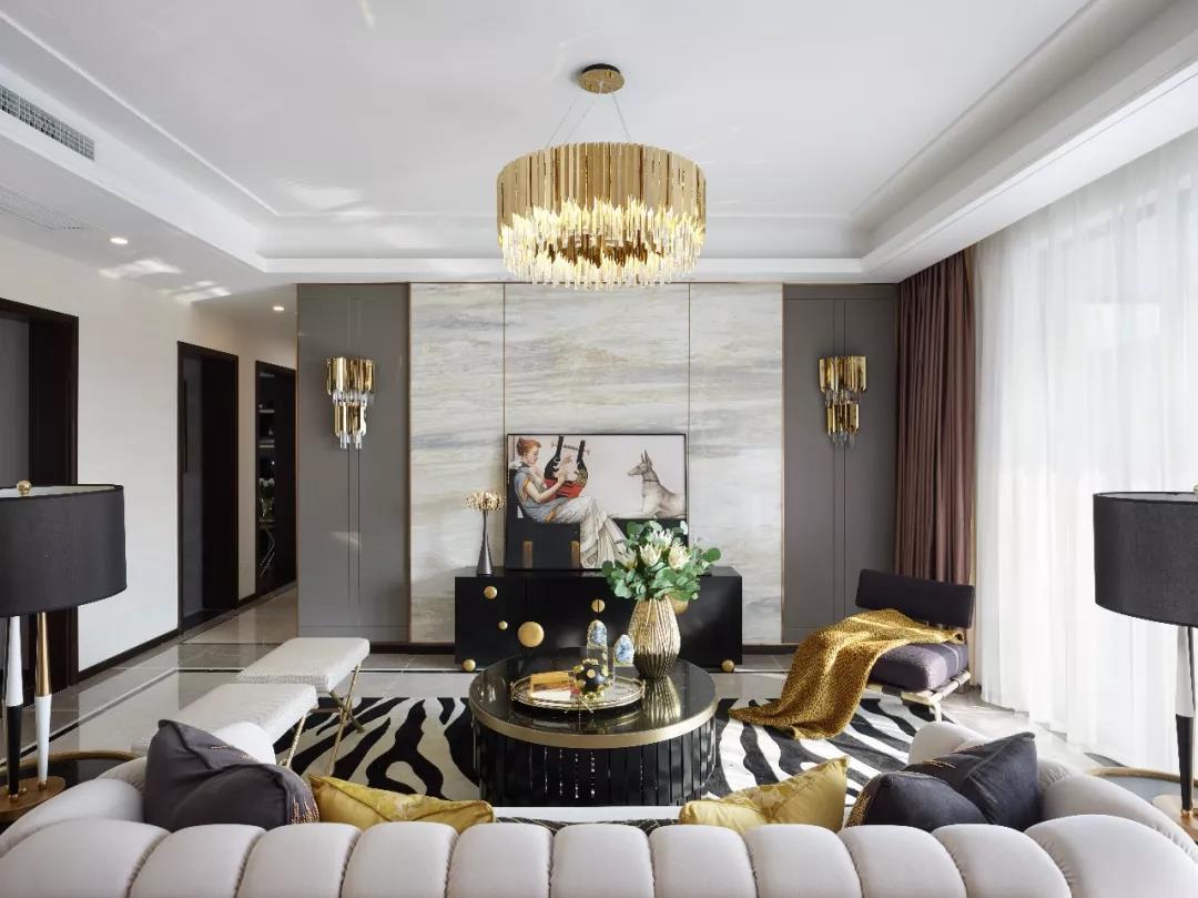 客厅软装设计三大技巧