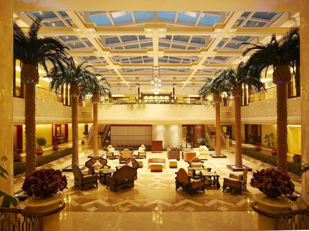 成都软装设计:酒店软装的中庭设计的重要性