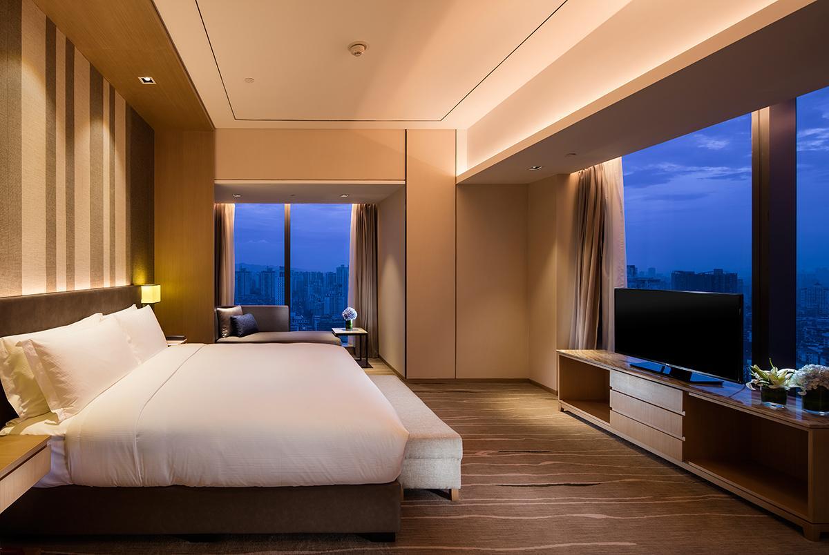 欧美风格酒店软装设计