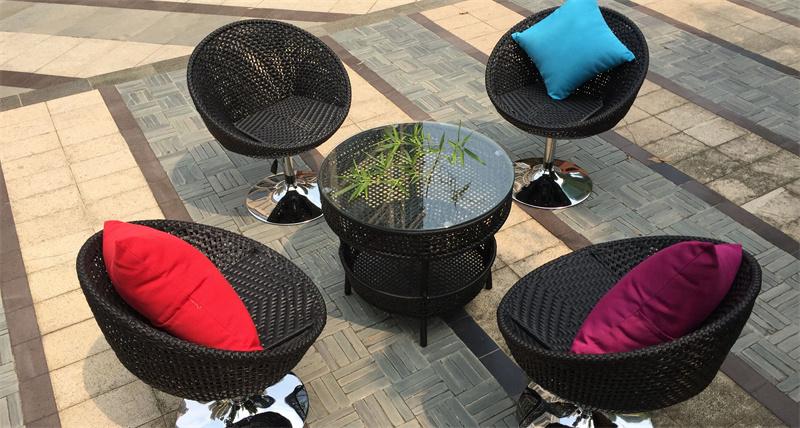 室内软装设计-天然材料咖啡桌