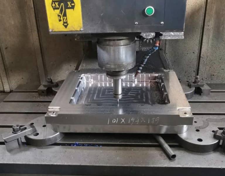 压铸模具制造