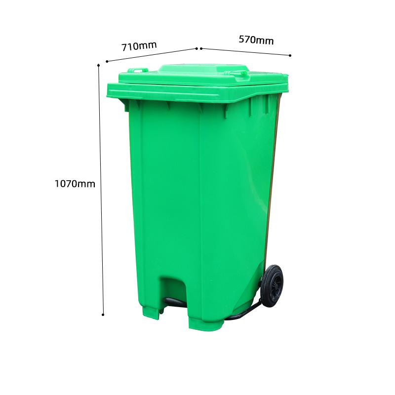 户外垃圾桶尺寸定制