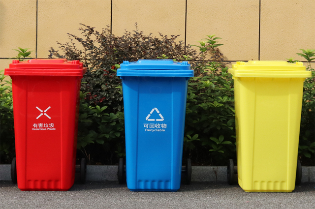 塑料垃圾桶规格都有哪些?
