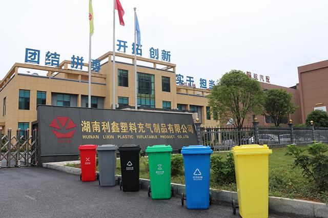 塑料分类垃圾桶厂家哪家好?