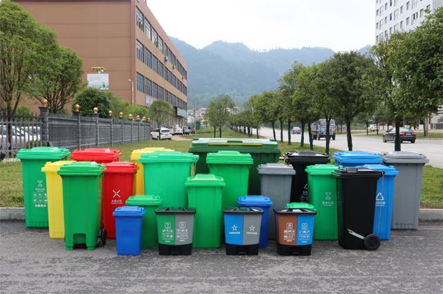 分类垃圾桶有哪些?