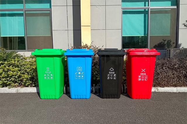 分类塑料垃圾桶哪家好?