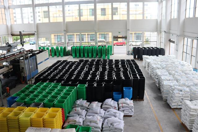 分类塑料垃圾桶厂家哪家好?