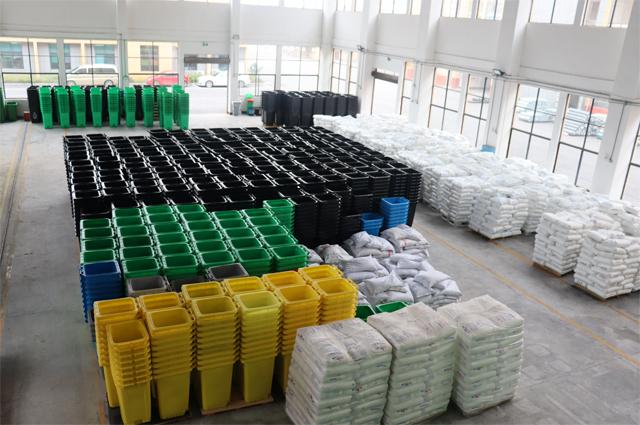 塑料垃圾桶厂家哪家最好?