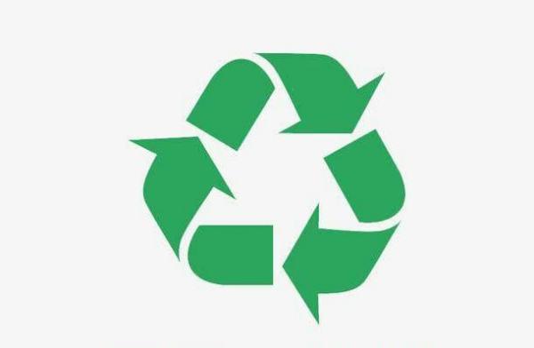 可回收垃圾桶的标志