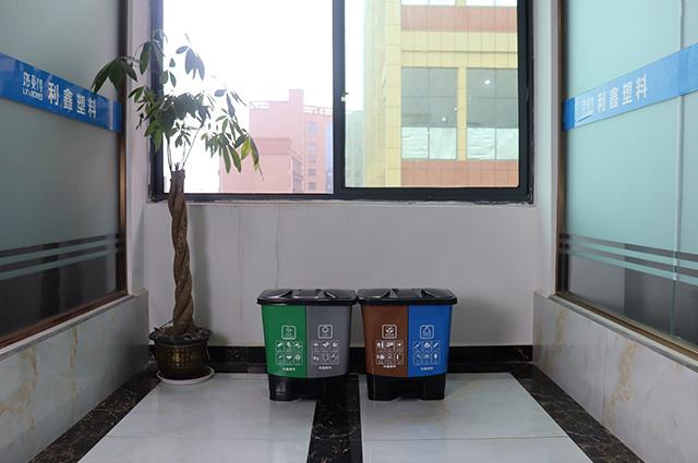 40L环卫垃圾桶图片
