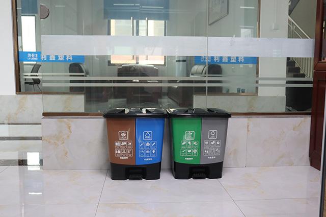 40L环卫垃圾桶价格