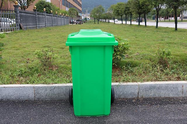 100L环卫分类垃圾桶