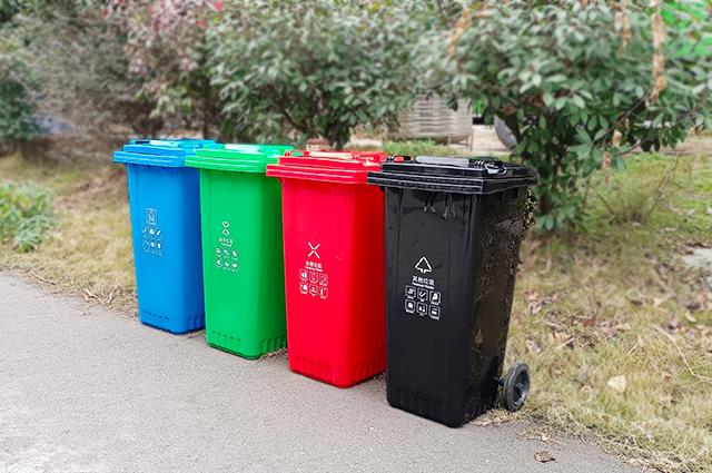 户外分类垃圾桶价格