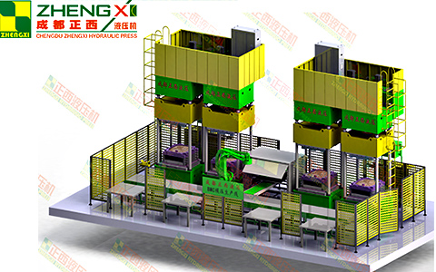 BMC/DMC·自动模压生产线