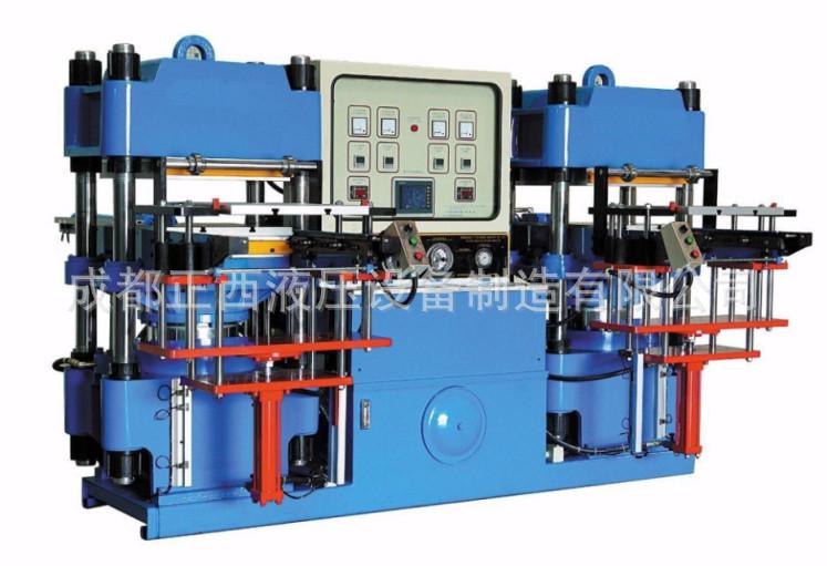 正西液压推荐 Yz33系列平板热压成型机 优质热压机系列