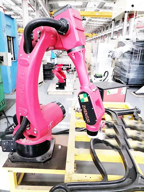 机器人:正西液压创新快速发展——这个企业要生产机器人
